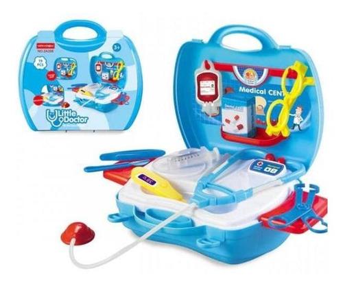 juguete maleta doctor muy practica para los futuros doctores
