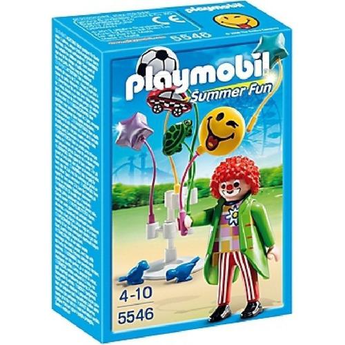 juguete playmobil 5546 payaso con globo super oferta!!!