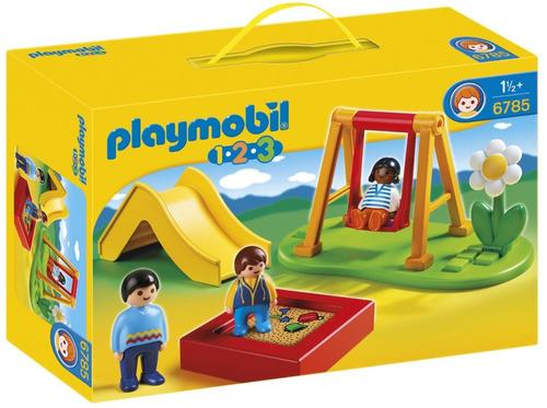 juguete playmobil 6785 parque infantil super oferta!!!