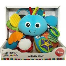 juguete pulpo multiactividades lamaze