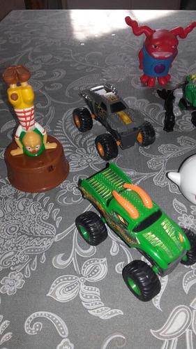 juguetes de mac donalds lote de 12