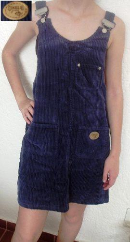 jumper p/niña en pana marca  coniglio jeans