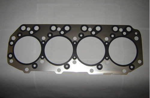 junta tapa cilindros 1 muesca isuzu 2.5/2.8 (4ja1/4jb1)jmc