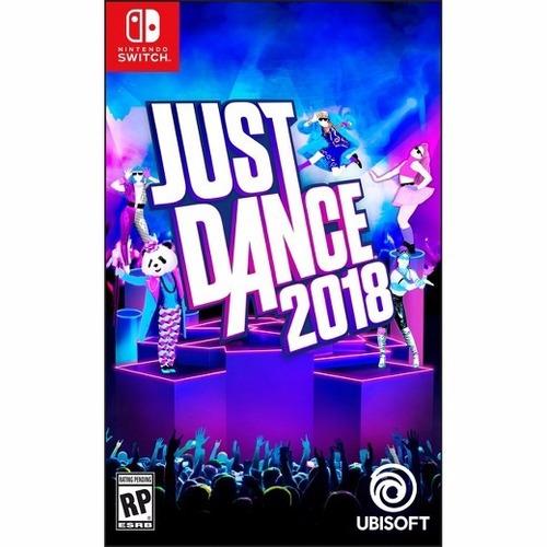 just dance 2018 - nintendo switch - físico - xuruguay