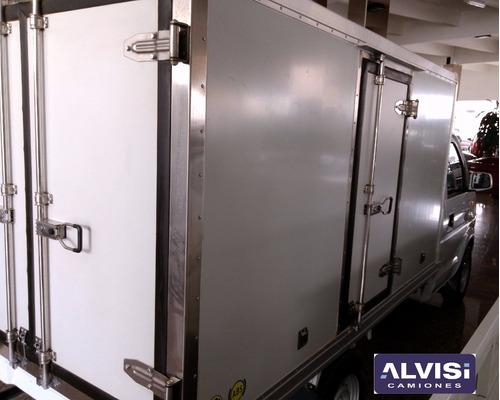 k01s motor 1.200cc furgón y equipo de frío -5cº 0km iva inc.