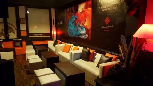karaoke jammin eventos -salón ambient como pub c/serv integ.
