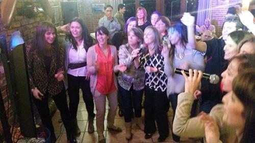 karaoke!! karaoke fiesta.