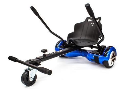 karting kart para patineta asiento cart 2 colores ultimas u.