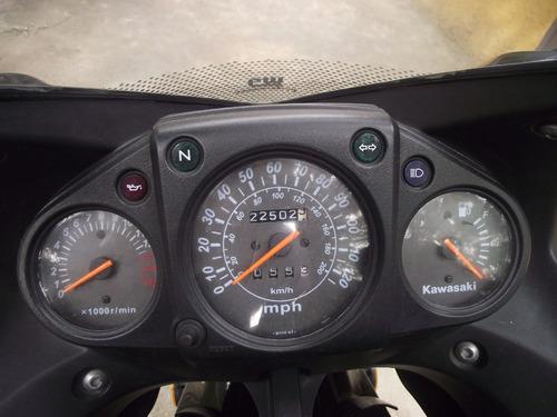 kawa ninja 250 permuto moto chica y diferencia contado