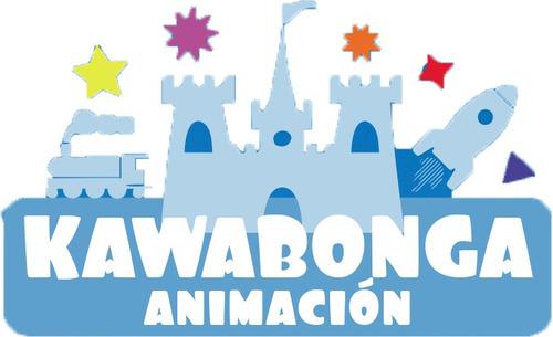 kawabonga! servicio de animación para cumpleaños y eventos