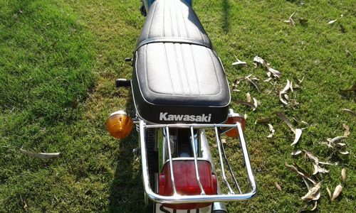 kawasaki kh 100 es