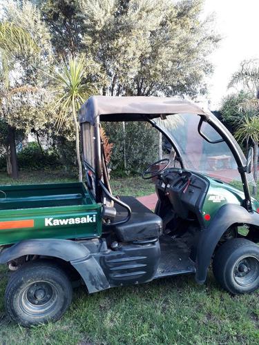 kawasaki mule 400c.c 4x4