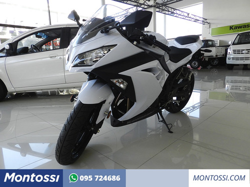 kawasaki ninja 300cc | moto 0 km