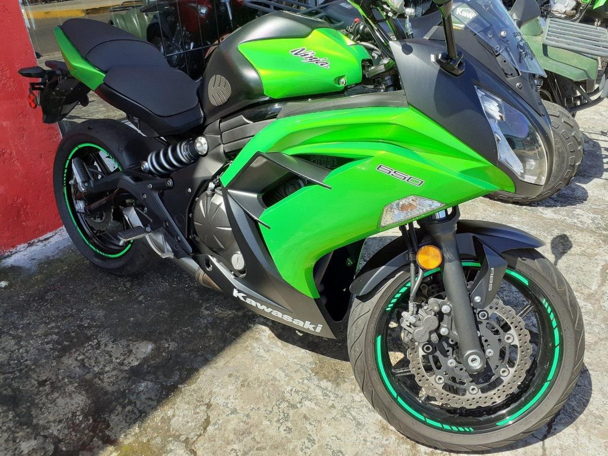 Kawasaki Ninja 650 2019 precio ficha opiniones y ofertas