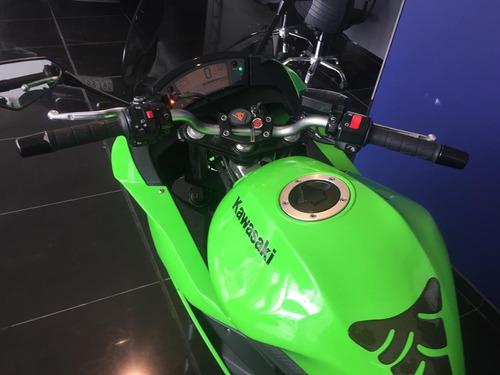 kawasaki ninja 650 r 2009 como nueva