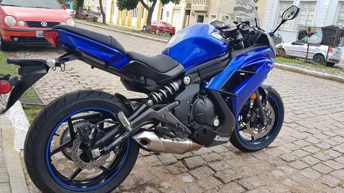 kawasaki ninja 650r nueva.