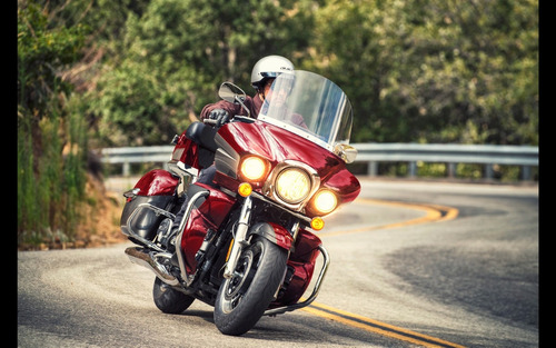 kawasaki voyager moto