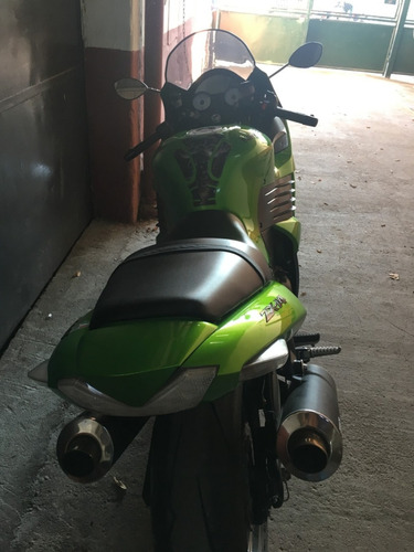 kawasaki zx 1400  realmente nueva zx 14 !!!