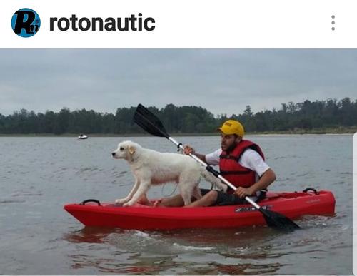 kayak de pesca strobel nash rotonautic nuevo!