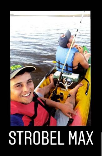 kayak doble strobel max industria uruguaya