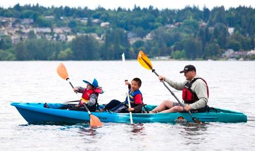 kayak feelfree - corona 3 personas