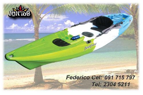 kayak feelfree - juntos