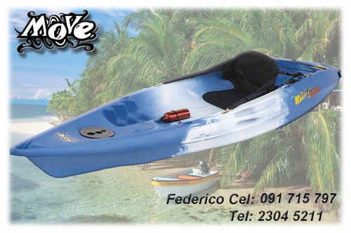 kayak feelfree - move
