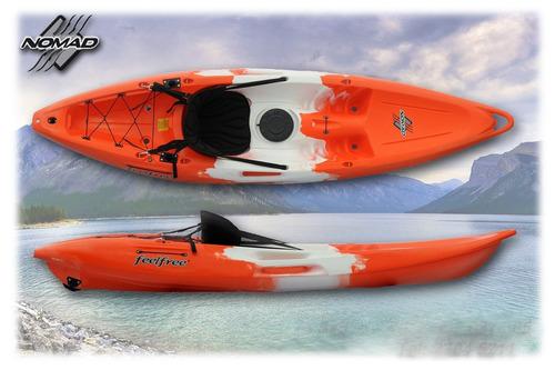 kayak feelfree - nomad