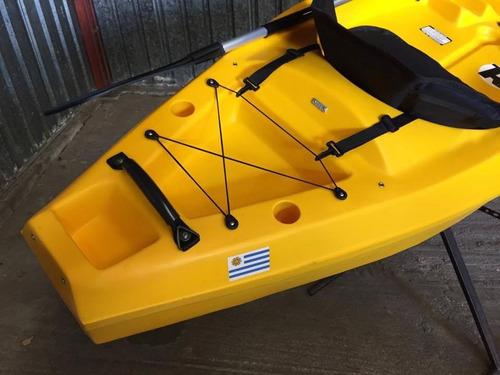 kayak strobel nash, 5 años de garantía , industria uruguaya