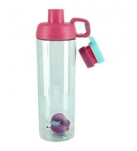 keep botella shaker 600ml    0299 flaber