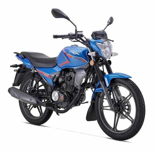 keeway rk 125 financia 36 cuotas delcar motos