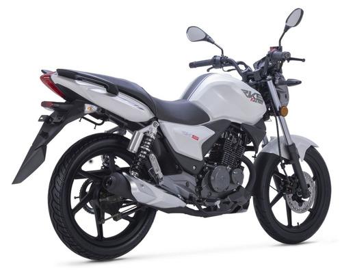 keeway rk s 200 balanceador radiador de aceite delcar motos