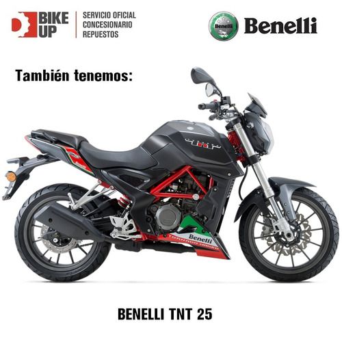 keeway rks 200 - garantia extendida - permutas - bike up