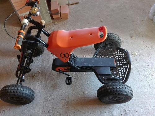kettler quad gokart kettquad - cuatriciclo