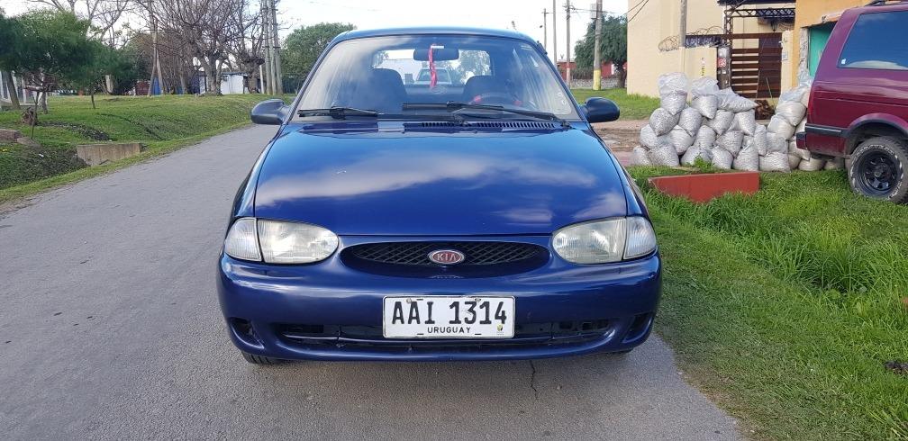 Kia Avella 1 5 Glxi 1998