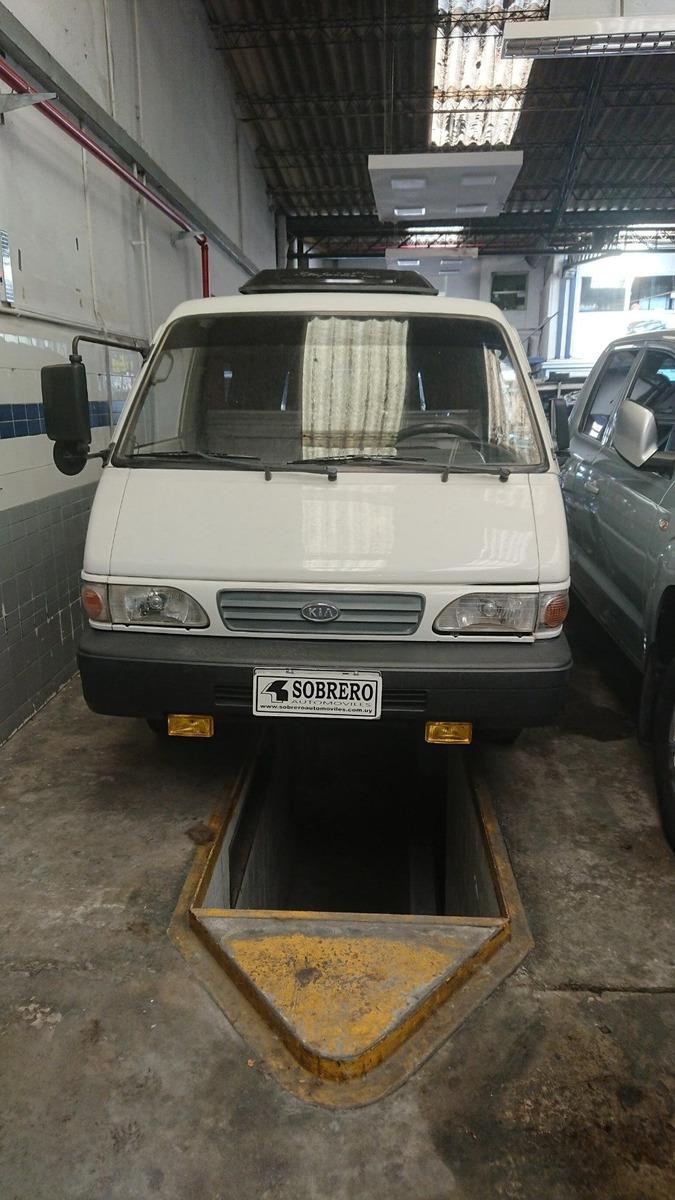 Kia Besta 2 2 Diesel Se Le Coloco Motor Nuevo