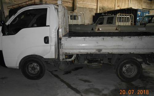 kia k 2700 camion eje simple caja
