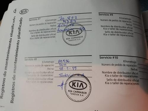 kia rio 1.4 ex 109cv 6mt 2014
