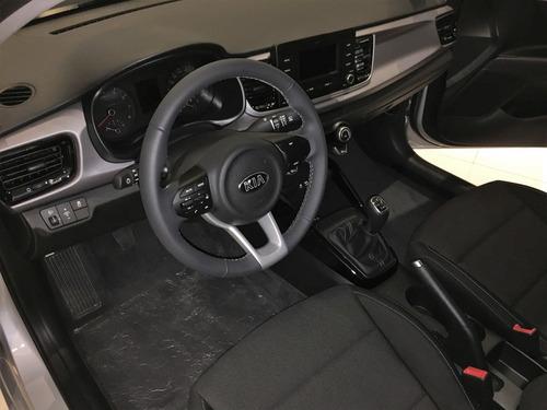 kia rio ex plus mt sedan / motor 1.4cc