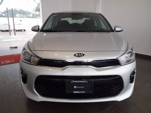 kia rio sedan ex tm demo  2018 / kia acapulco