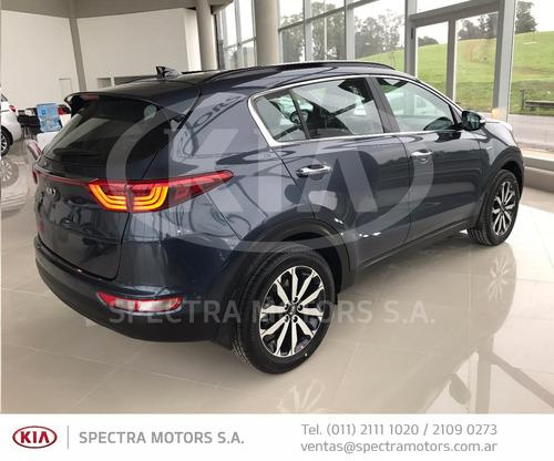 kia sportage 4x4 nafta 0 km 2018