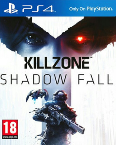 killzone shadow fall ps4 fisico