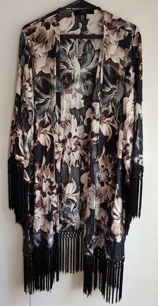 ef9be95e27c zoom forever 21 Cargando dama de vestir kimono qvCwA6P