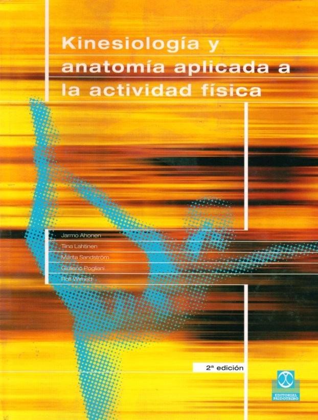 Kinesiologia Y Anatomia Aplicada A La Actividad Fisica - $ 1.850,00 ...