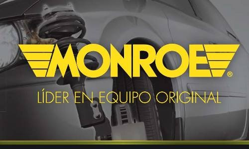 kit 2 amortiguador trasero monroe palio adventure locker