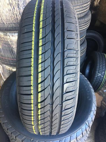 kit 2 pneus 175/65r14 pirelli p1 remold novo frete gratis