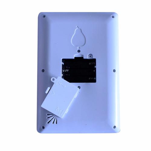 kit 5 peças mini tablet brinquedo galinha pintadinha atacado