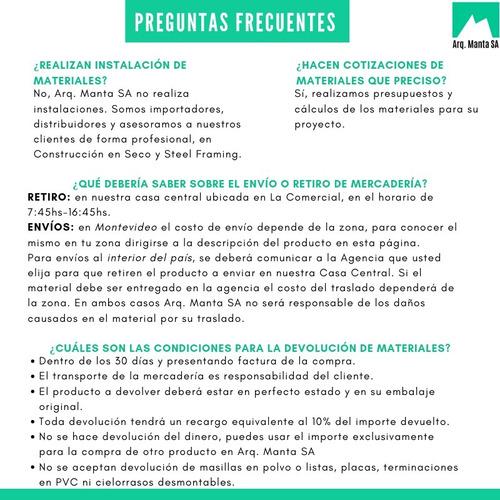 kit 5 piezas budinera/espátula/espatulón/lija/cinta malla