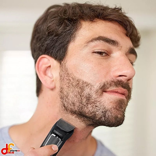 kit corta barba recortador philips recargable 3730 futuro21