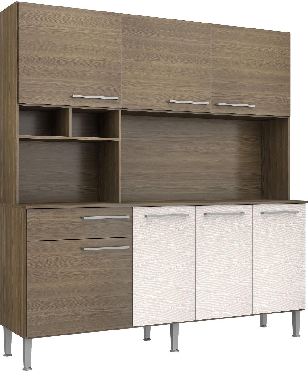 Kit De Cocina Compacta Mueble Cocinas Divino - $ 4.790,00 en Mercado ...